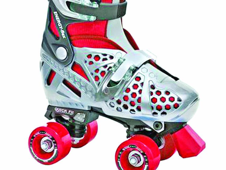 how much did scott olson make on rollerblades