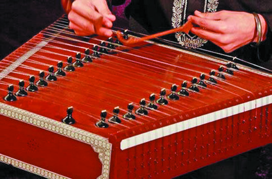 Conventional string instruments in Indian music | The Asian