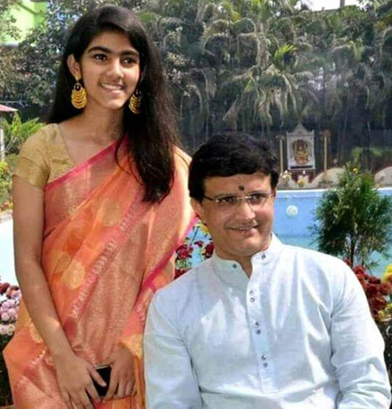 what is the age of sourav ganguly