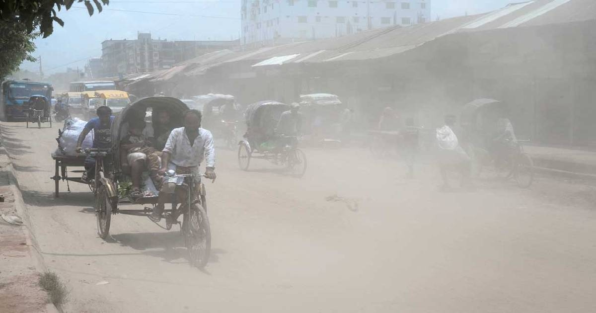 HC issues 9-point directive to reduce air pollution in Dhaka