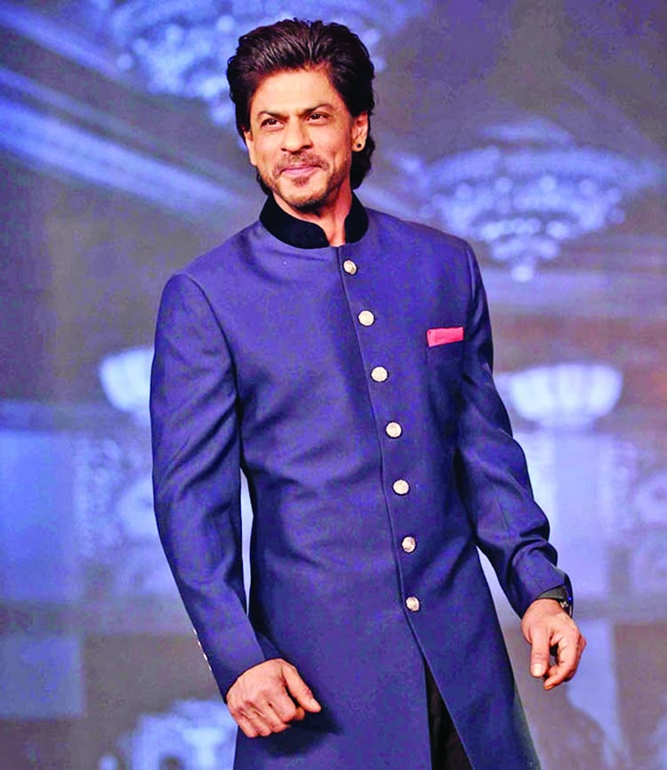 No 'Salute' from SRK