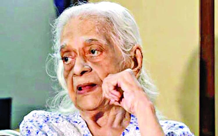 Prateeti Datta, twin sister of filmmaker Ritwik Ghatak, dies