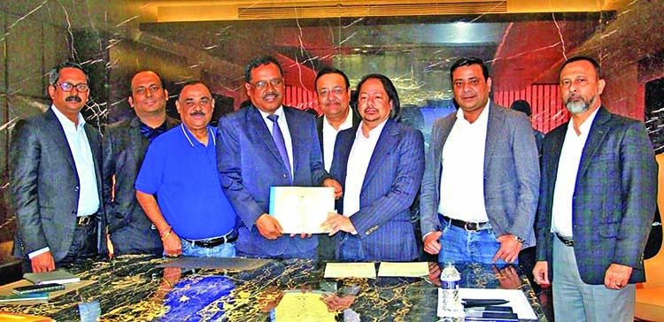 Sikder Group sponsors film on Bangabandhu