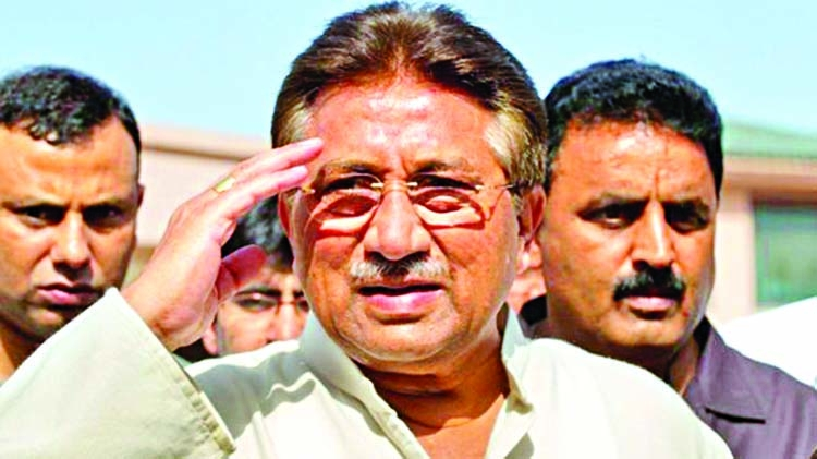 Death penalty for Pervez Musharraf thrown out