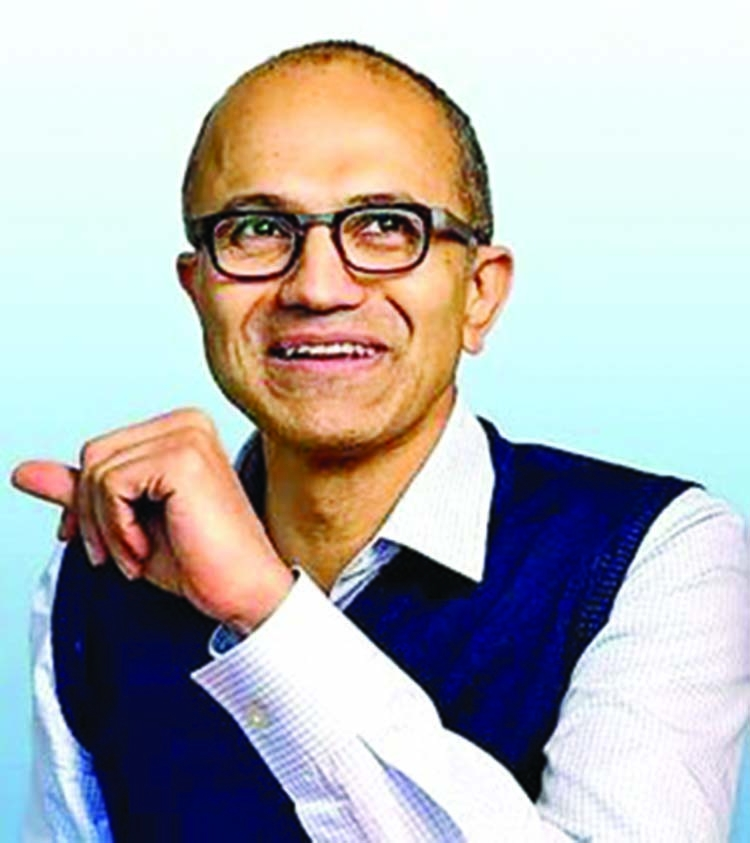 It's just bad, Microsoft CEO Nadella says about CAA