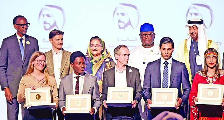 PM joins Abu Dhabi Sustainability Week