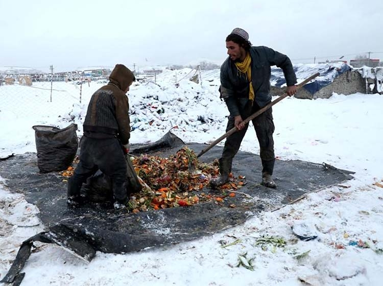 At least 17 killed as extreme cold sweeps across Afghanistan