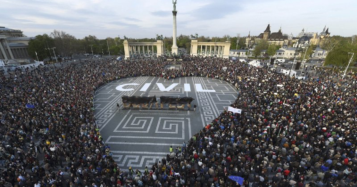 Hungary rule on NGOs' financing seen in clash with EU law