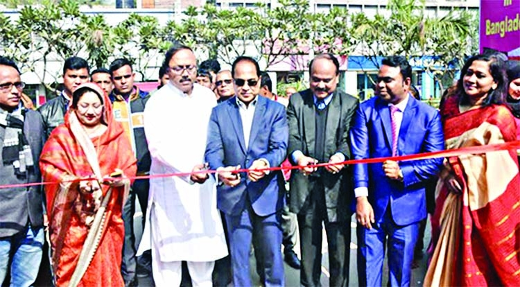 5-day SME products fair begins in Rajshahi