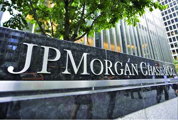 JPMorgan profit gets boost from trading