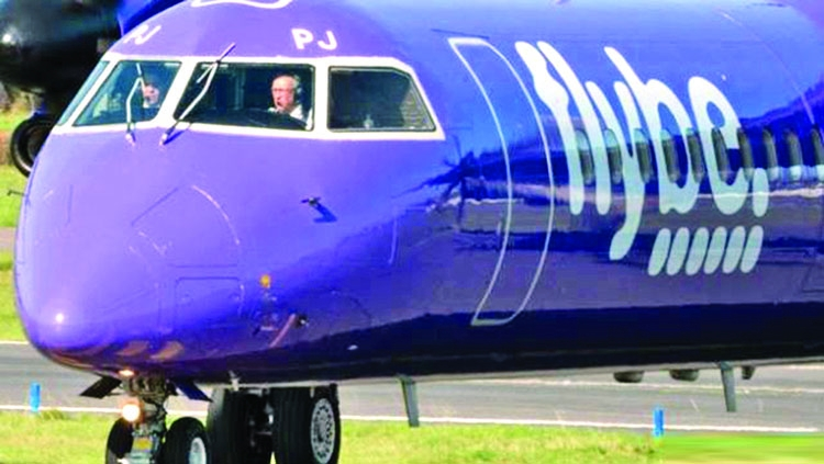 Flybe: UK air passenger duty cut considered to save airline