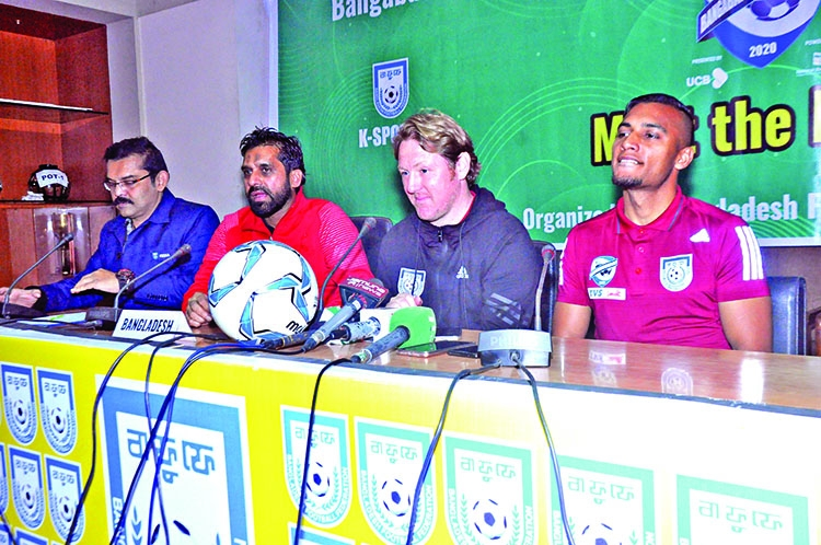 Booters face Palestine in opener today