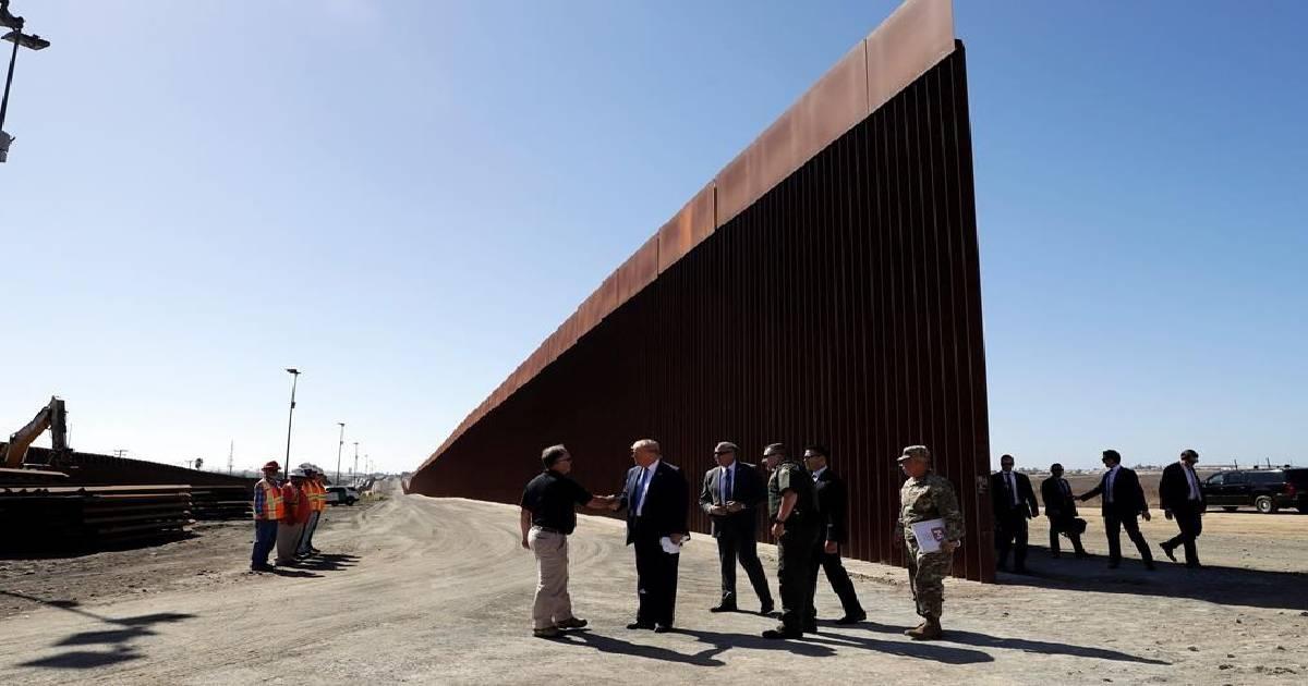 Trump admin weighs shifting billions more for border wall