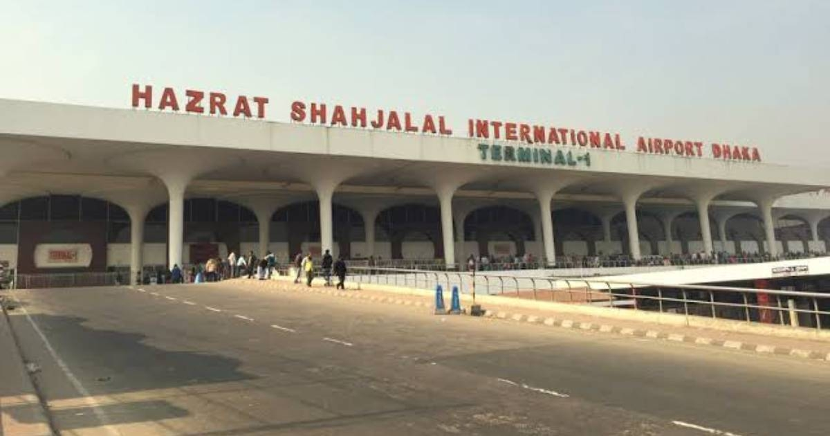 Flight operations suspended at Dhaka airport