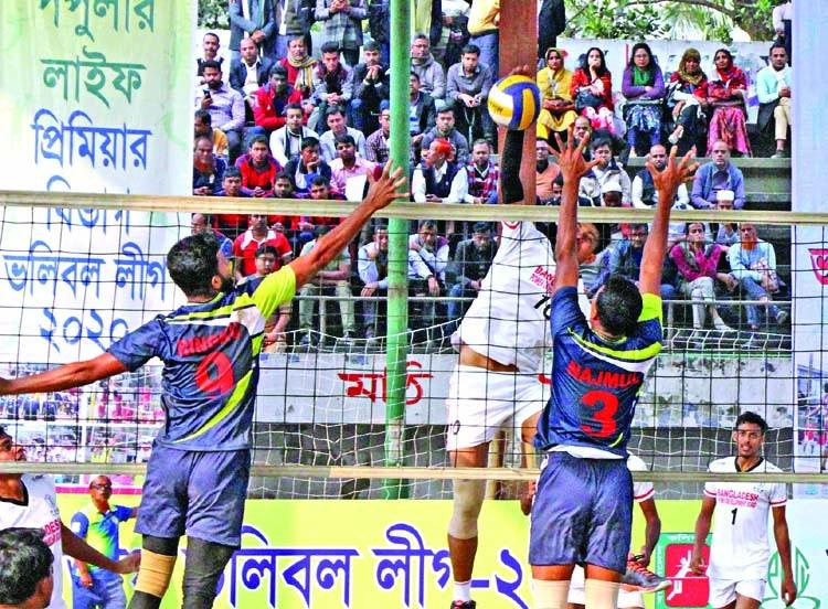 PDB thrash Ansar in opener