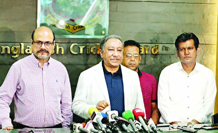 'Pak tour confirmed with government's suggestion'