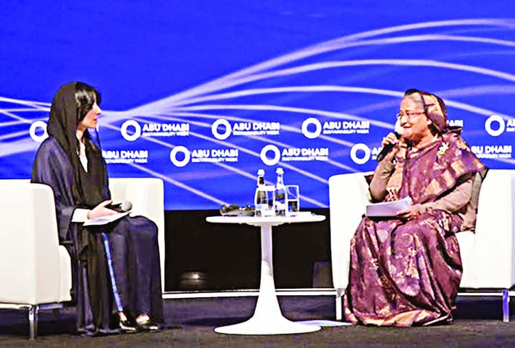 Bangladesh on right track to attain SDGs: PM