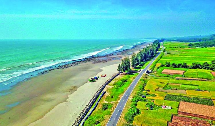 Eight mega projects to develop roads in Cox's Bazar