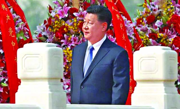 Xi visits Myanmar to drive home Belt and Road plan