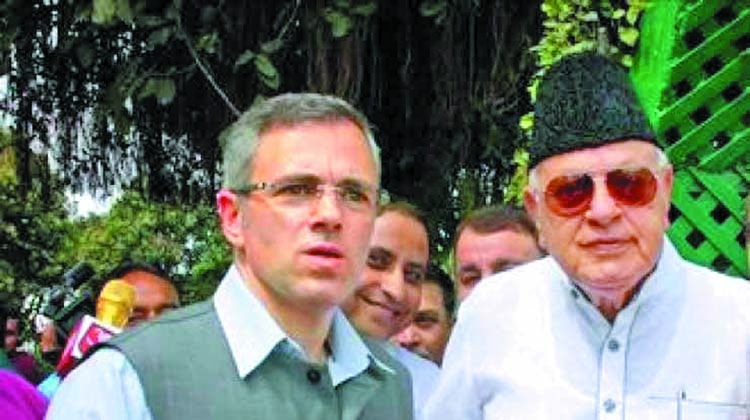 Ahead of ministers' visit, detained Omar Abdullah to be moved