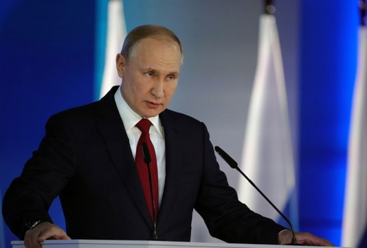 Russian parliament to review Putin PM pick aftershock overhaul