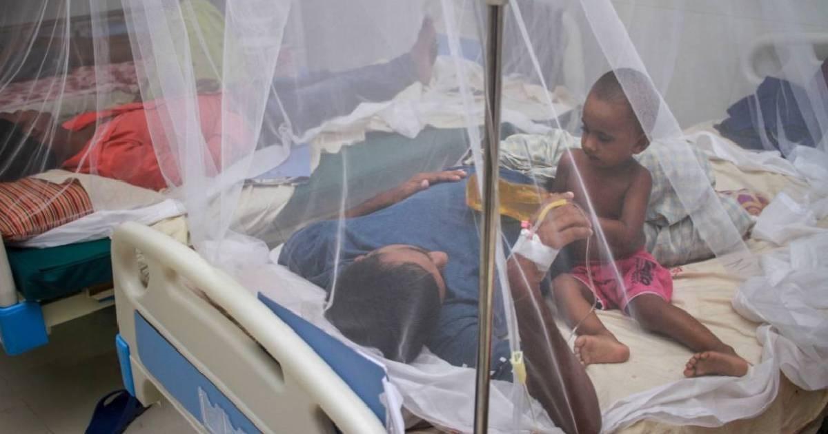 No dengue patients in last 24hr: DGHS