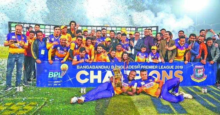Rajshahi clinch Bangabandhu BPL
