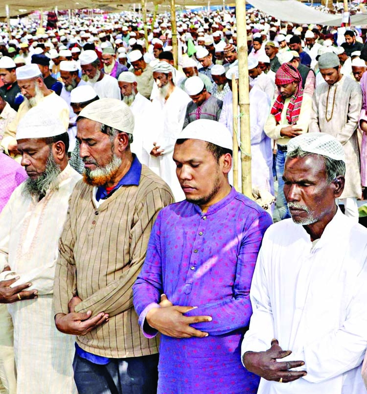 Second phase of Ijtema begins