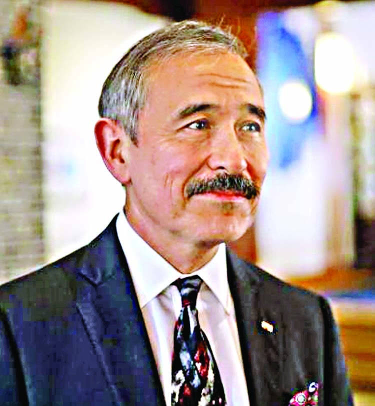 US envoy becomes mustachioed face of S Korean discontent