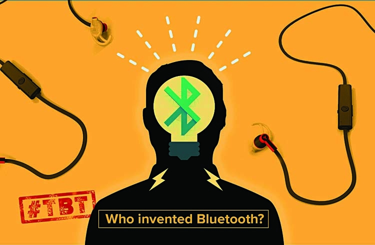 Who invented  Bluetooth?