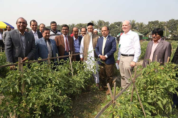 BARI arranges Field Day and Farmers' Gathering