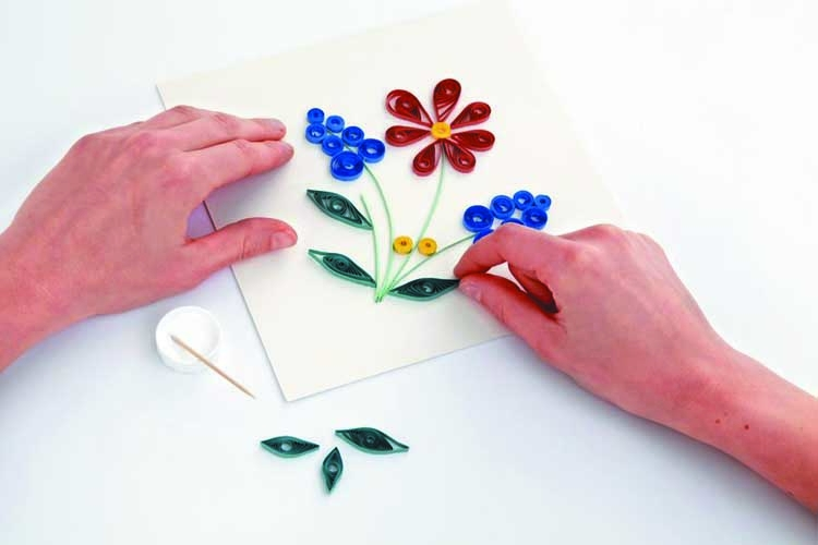 Paper quilling tips for beginners