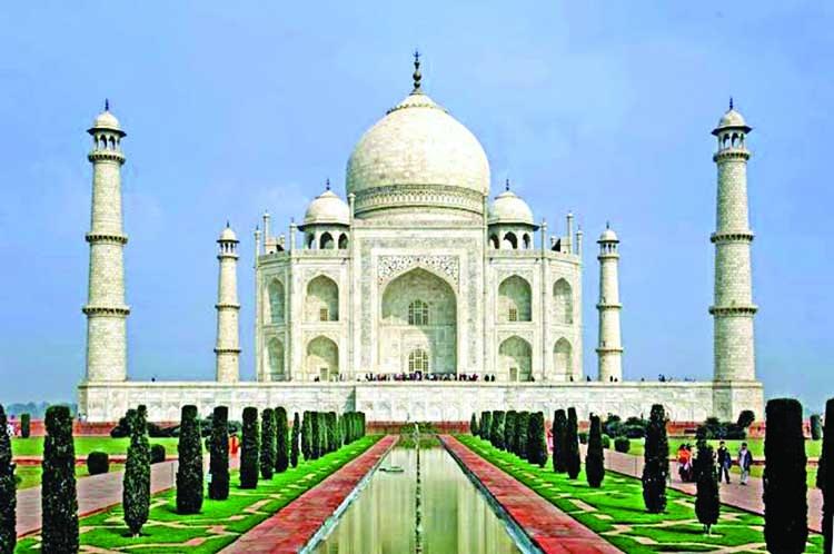 What is Taj Mahal?