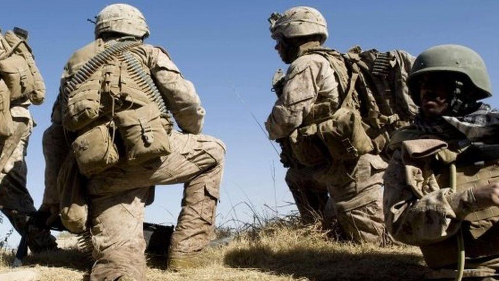 Two US soldiers killed in eastern Afghanistan