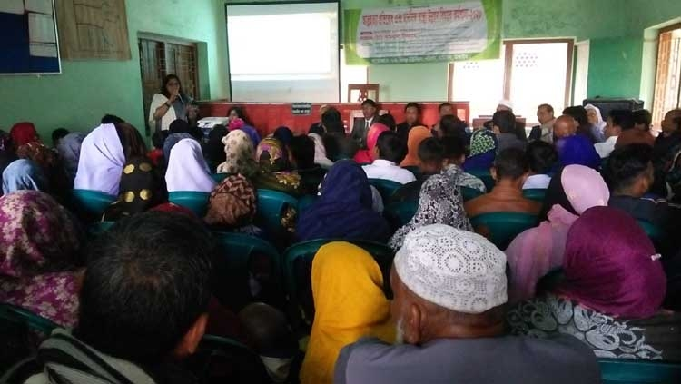 Suicide prevention workshop held at Ghatail