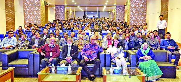 General meeting held at AIUB