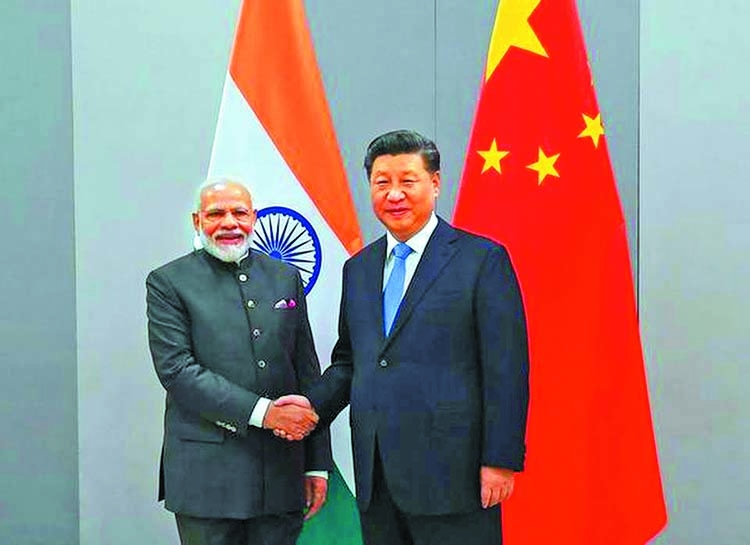 Modi offers help to China to deal with coronavirus
