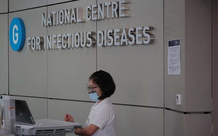 BD coronavirus patient in Singapore