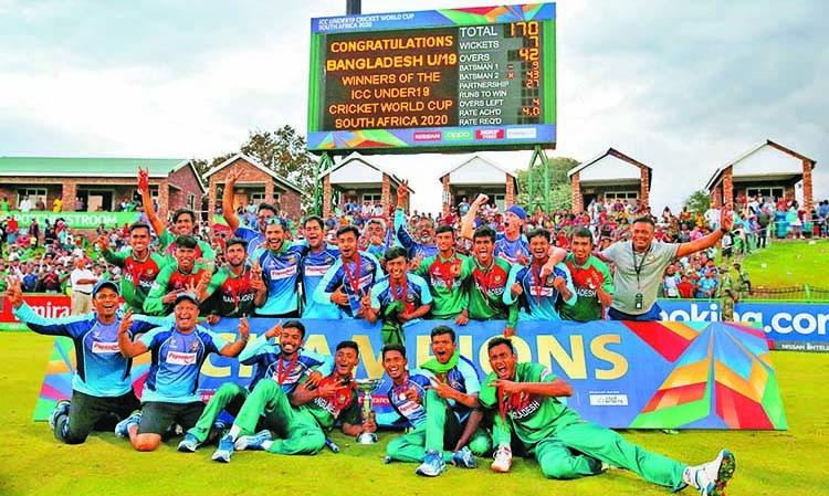 Bangladesh win World Cup