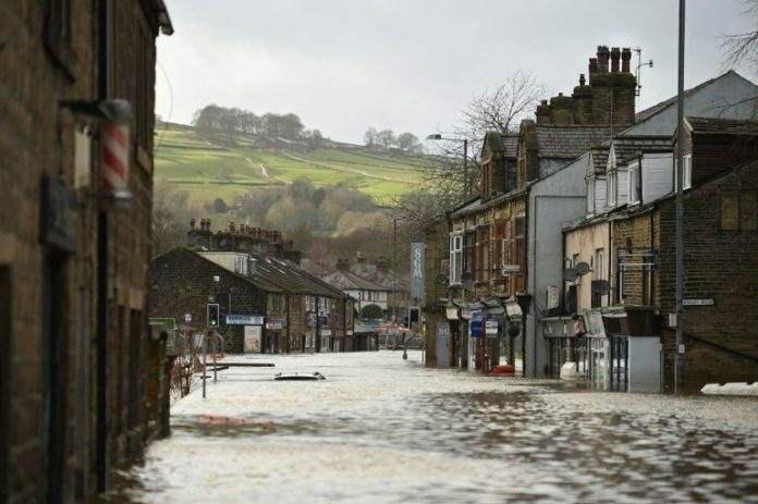 Transport disrupted across Europe and Storm Ciara sweeps in