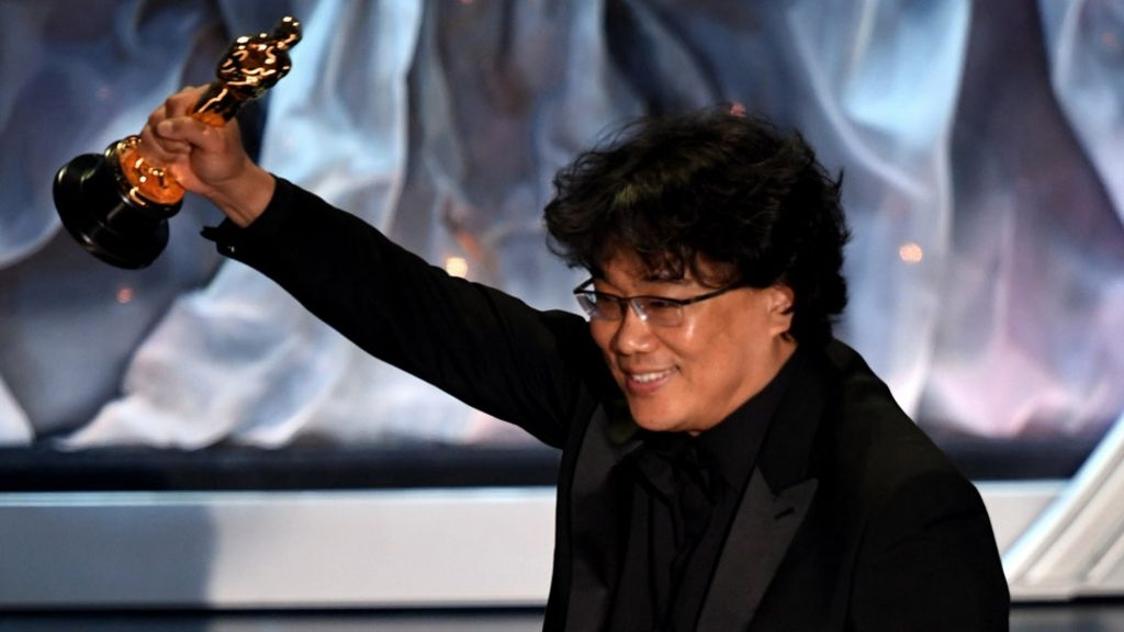 South Korean film Parasite makes Oscars history