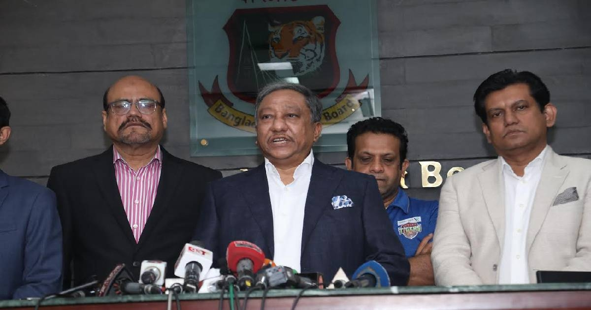 BCB eyes long-term plan to prepare U-19 cricketers for future