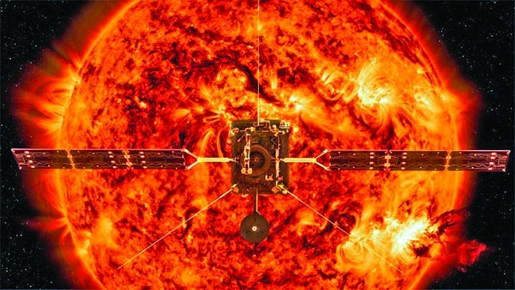 Solar Orbiter launches on mission to reveal Sun's secrets