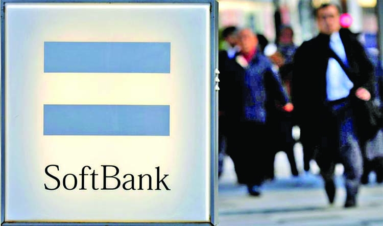 SoftBank set for sharp quarterly profit drop