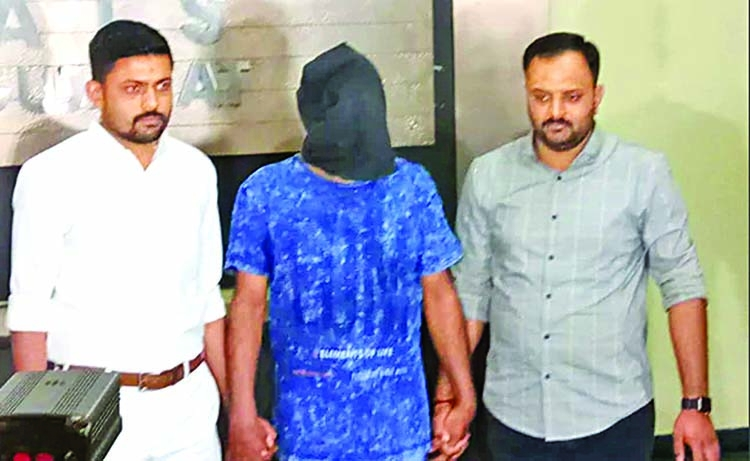 1993 serial blasts conspirator arrested with Pak passport
