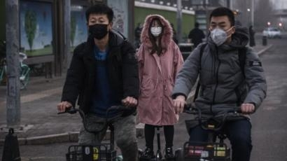 Deaths hit new high in China's virus epicentre