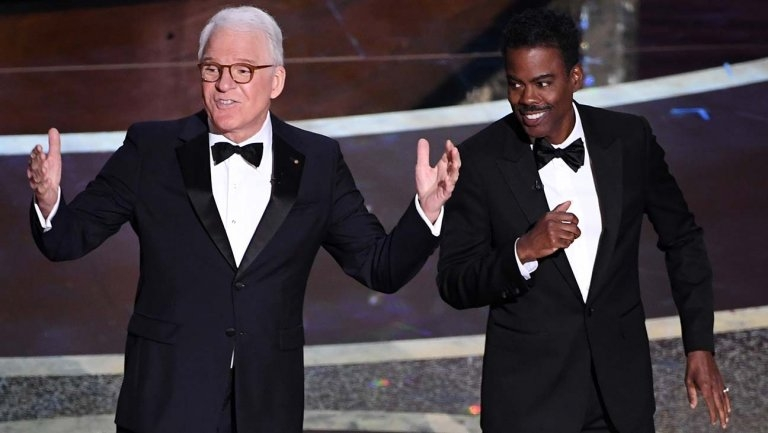 Oscars TV ratings fall to all-time low