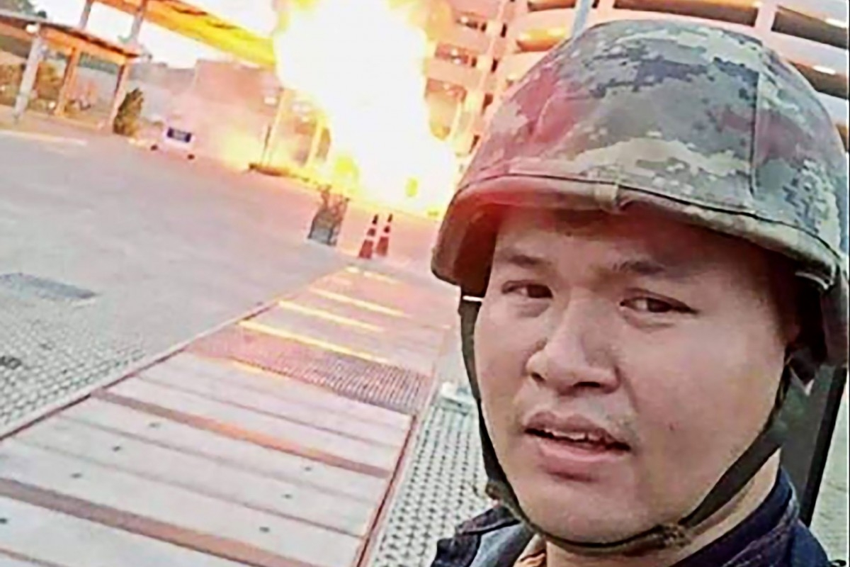Love of guns, social media: the soldier behind Thailand's mass shooting