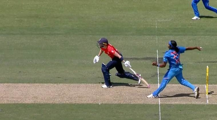 3rd umpire to call over-stepping in Women's T20 World Cup
