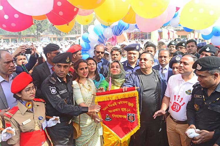 Combined effort needs to fight against crime: DG RAB